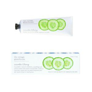 COTTAGE GREENHOUSE SHEA BUTTER HANDCREME CUCUMBER
